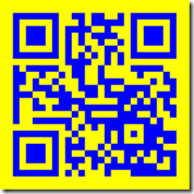QR Contact Anders Borg